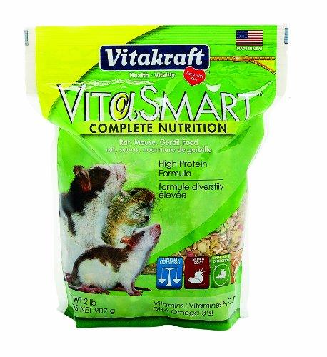Rat/mouse Vita Mix 2lb (6pc) - Rat Mix