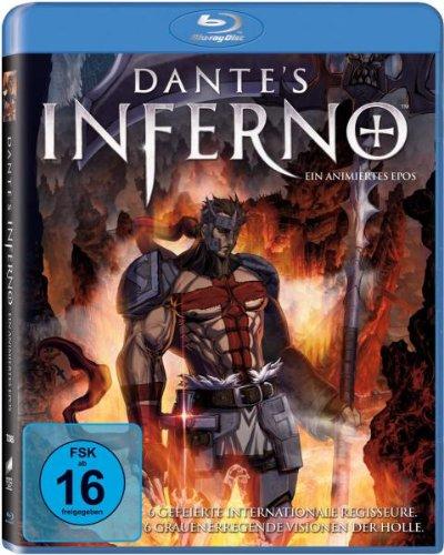 Dante's Inferno - Ein animiertes Epos [Blu-ray]