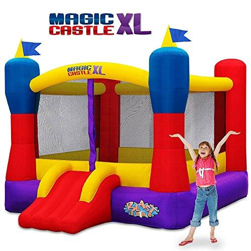 Blast Zone GE-MAGICXL Magic Castle Inflatable Bounce House
