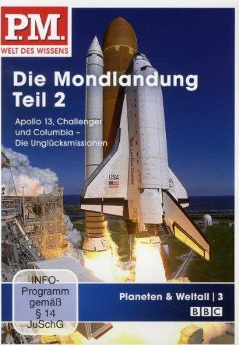 Preisvergleich Produktbild P.M. - Welt des Wissens: Planeten & Weltall 3 - Die Mondlandung,  Teil 2