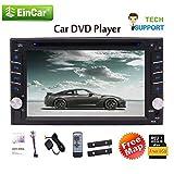 Best Estéreo del coche DVD GPS - EINCAR GPS Libre Tarjeta Incluida 6,2 Pulgadas capacitiva Review