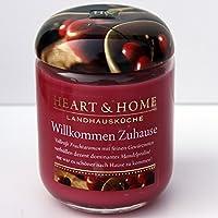 Heart & Home Willkommen Zuhause, 1er Pack (1 x 110 g) preisvergleich bei billige-tabletten.eu