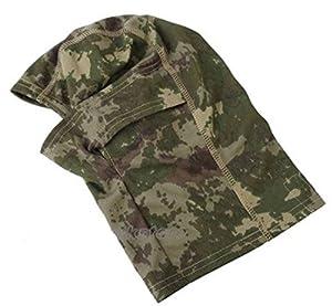 Acide ® tactique Camouflage transitoires Cagoule Masque intégral pour Airsoft/Paintball, la chasse Motif Camouflage