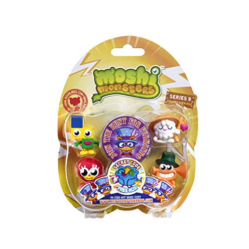 Image of Moshi Monsters Collectables Series 9