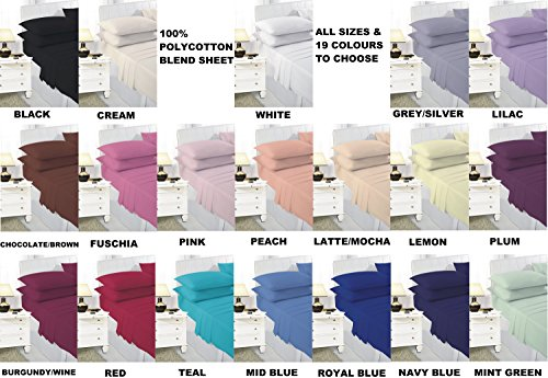 comfy-nights-1640cm-extra-deep-non-iron-percale-fitted-sheet-in-all-sizes-or-pillow-cases-pair-doubl