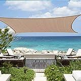 Savage Island Tenda da Esterno per tettoia a baldacchino per Giardino con bozzello UV