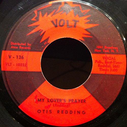 otis redding 45 RPM my lover''s prayer / don''t mess with cupid - Amazon Musica (CD e Vinili)