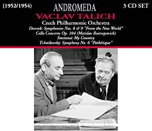 Vaclav Talich: The Great Recordings