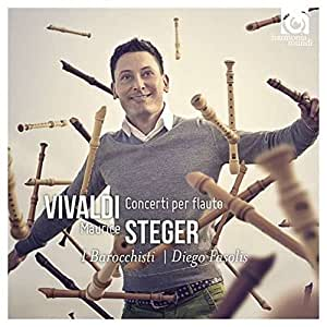 Vivaldi : Concerti per flauto