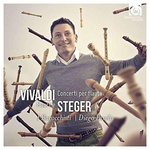 Antonio Vivaldi: Concerti per flauto