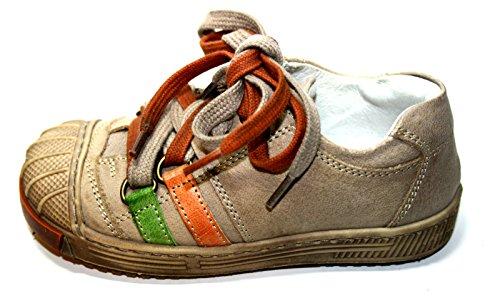 Jungen Multi Walkid M盲dchen Schuhe Kinder Cherie Beige 225 Halbschuhe XOFv8vnC