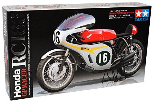 Honda RC166 GP Racer 1960 14113 Kit Bausatz 1/12 Tamiya Modell Motorrad Modell Auto