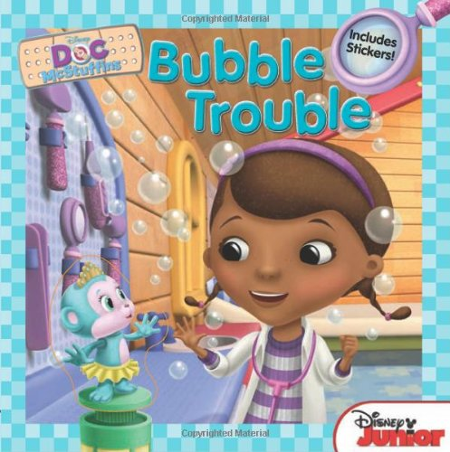 e Trouble: Includes Stickers! ()