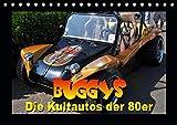 Buggys - die Kultautos der 80er (Tischkalender 2020 DIN A5 quer): Mit dem Kult-Klassiker der 80er durch das Jahr (Monatskalender, 14 Seiten )