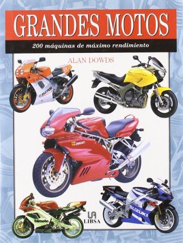Grandes motos por Alan Dowds