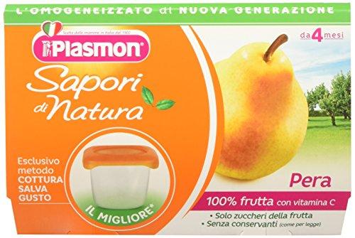 Plasmon Omogeneizzato di Frutta Pera Sdn - 24 Vasetti usato  Spedito ovunque in Italia
