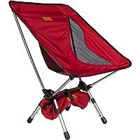 trekology Kompakte Tragbare Camping Stuhl mit verstellbarer Höhe–ultraleichtwandern Stuhl in eine Tasche für Camping, Angeln, Picknick, Terrasse, Sport, Events