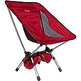 trekology kompakter tragbarer Camping-Stuhl mit verstellbarer Höhe – Ultraleichtwandern-Stuhl in einer Tasche für Camping, Angeln, Picknick, Terrasse, Sport, Events, Festivals