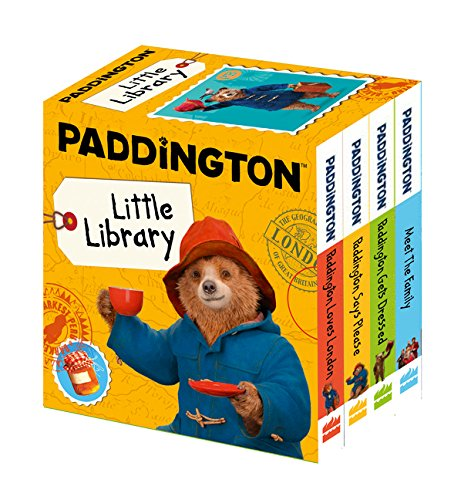 Paddington Little Library: Movie Tie-in (Paddington 2)