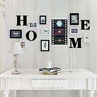 Ludage Decoración hogareña Marco de Pared combinación Foto Pared salón decoración portaretrato