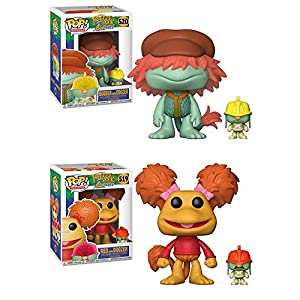 FIGURA POP FRAGGLE ROCK WEMBLEY FIGURAS TV FRAGGLE ROCK