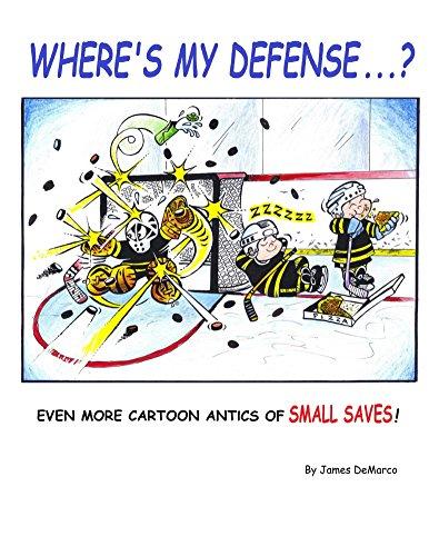 Where's My Defense? (English Edition) por James DeMarco