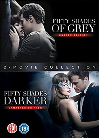 Fifty Shades Darker + Fifty Shades of Grey DVD Double Pack DVD + Digital Copy [2017]