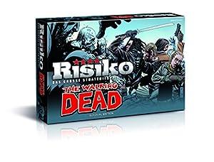 Winning Moves - Juego de estrategia Risk, tema The Walking Dead, 2 a 5 jugadores (10746) (versión en alemán)