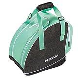 Head-Sacca per stivali da donna, colore: grigio/verde menta, 33 litri