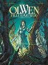 Olwen fille d'Arthur, tome 1: La damoiselle sauvage par Legrand