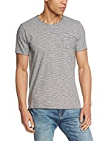 SELECTED HOMME Herren T-Shirt SHChris ss o-neck I