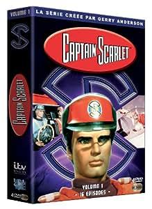 Capitaine Scarlet - coffret 1 (4 DVD)