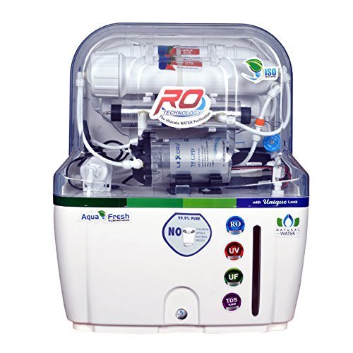 Dhanvi Aquafresh Af09 Water Purifer Ro+Uv+Uf+Tds Control 14 Stage New Model Liv  available at amazon for Rs.4380