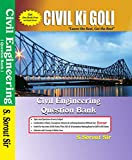 Error free Good CIVIL Engineering Questions combination (Basic, Conceptual, Advance & Confusing Type) & useful for SSC JE, State JE/AE Exams. Foundation Book for IES / GATE Aspirants.If u hv any query , u can msg us at 9255624029
