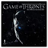 Game of Thrones 2018 - 18-Monatskalender: Original BrownTrout-Kalender. Broschurkalender