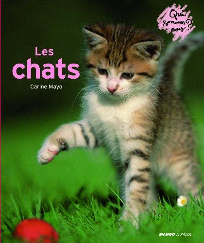 Les chats par Carine Mayo