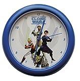 Wesco Clone Wars Printed Wall Clock