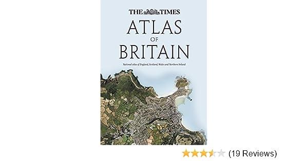 Times Atlas Of Britain