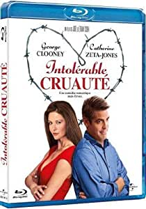 Intolérable cruauté [Blu-ray]