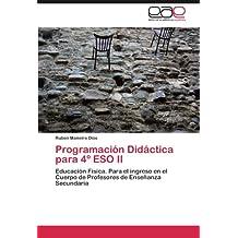 Programacion Didactica Para 4 Eso II