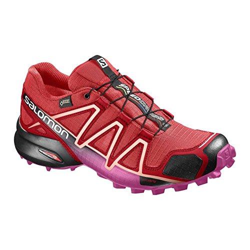 salomon-damen-speedcross-4-gtx-w-traillaufschuhe-rot-poppy-red-barbados-cherry-black-40-2-3-eu