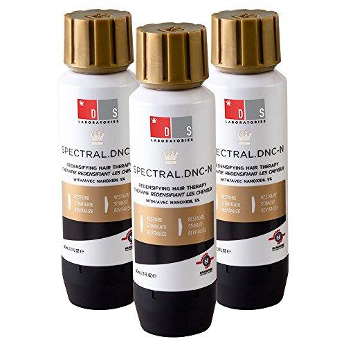 Spectral.DNC-NTM - mit 5 % Nanoxidil gegen Haarausfall I Mittel gegen dünne Haare I Effektives Spray gegen Haarverlust I Anti-Haarausfall Mittel | Mit Nanoxidil | Für Frauen und Männer geeignet (3) -