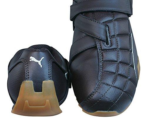 Puma Kekomi AT Herren Sneaker - Schuhe Braun JVpAg