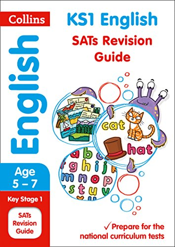 KS1 English SATs Revision Guide: 2018 tests (Collins KS1 Revision and Practice)