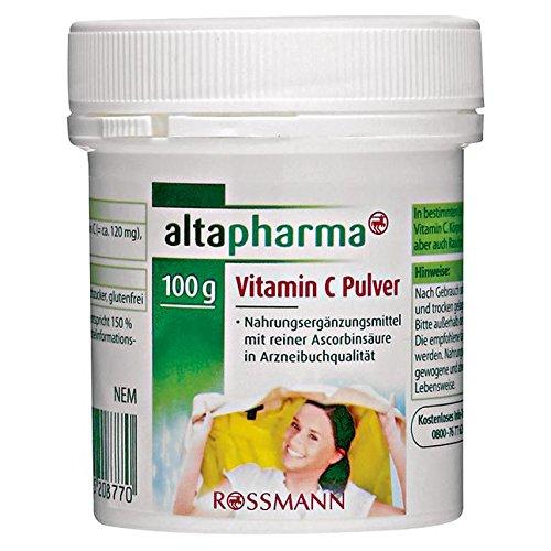 Vitamin C Pulver -