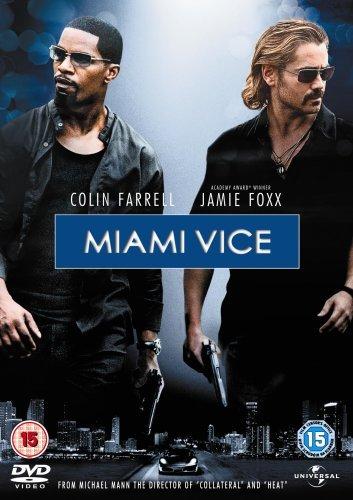 Miami Vice (Colin Farrell and Jamie Foxx) [DVD] [2006] by Colin Farrell