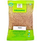 Arya Farm 100% Certified Organic Ajwain, 200 Gms