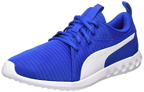 Puma Carson 2, Chaussures Multisport Outdoor Homme Bleu (Lapis Blue-white-toreador)
