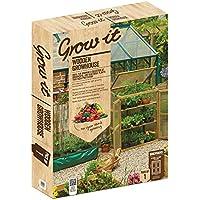 Gardman 08896Gewächshaus aus Holz 115x 79x 14,5cm