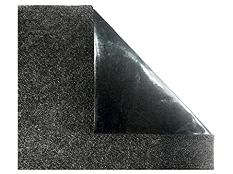 XtremeAuto® Oil/Liquid Absorbing Trap Mat - Boot Liner. UNIVERSAL, cut to fit.